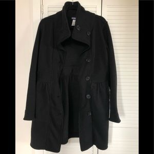 Patagonia Thick Knit Coat size M